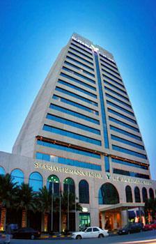 Отель Sharjah Rotana Hotel