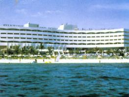 Отель Beach Sharjah