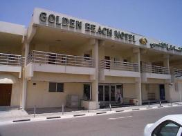 Отель Golden Beach Motel