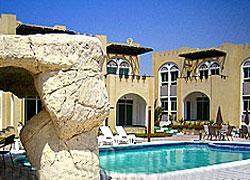 Отель Caravan Resort