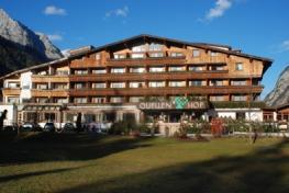 Отель Quellenhof