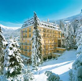 Отель Salzburger Hof