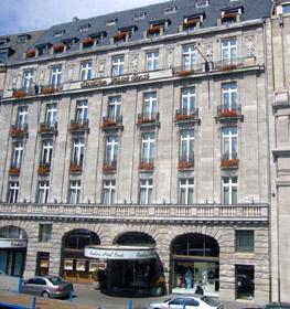 Отель EXCELSIOR HOTEL ERNST