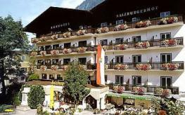Отель Salzburgerhof