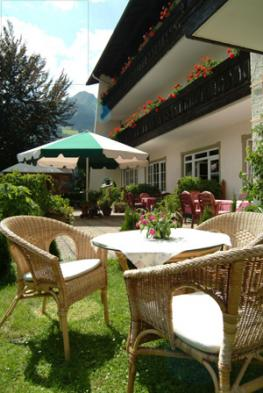 Отель Zum Toni