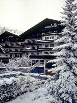 Отель Sporthotel Alpina