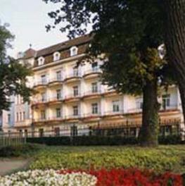 Отель Herzoghof