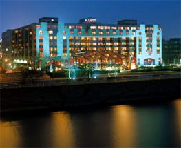 Отель HYATT REGENCY COLOGNE