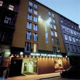 Отель Golden Tulip Art Hotel