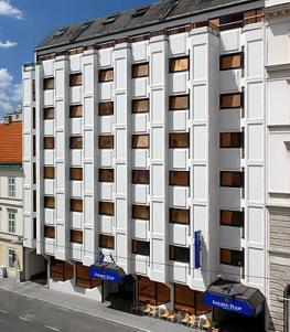 Отель Golden Tulip Wien City