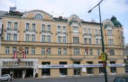 Отель Kaiserpark Schonbrunn