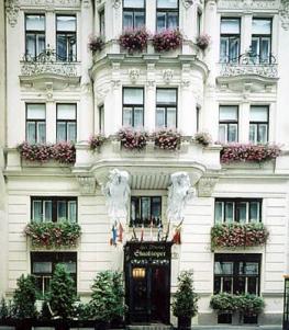 Отель Zur Wiener Staatsoper