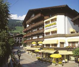 Отель Bergers Sporthotel