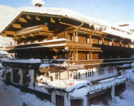 Отель Kohlmais