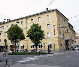Отель Hofwirt