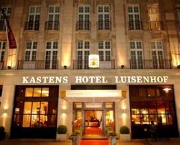 Отель Kastens Luisenhof