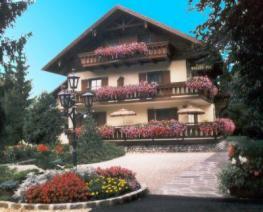 Отель Pension-Hotel Sallerhof