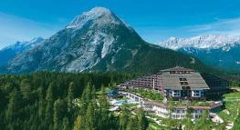 Отель Interalpen-Hotel Tyrol