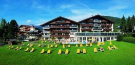Отель Alpenpark
