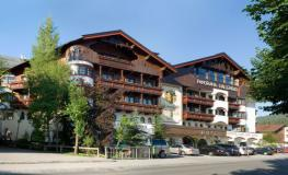 Отель Ferienhotel Kaltschmid