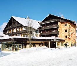 Отель Karwendelhof