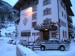 Отель Parkhotel Sоlden