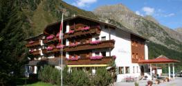 Отель Gletscherblick