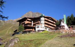 Отель Silbertal