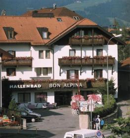 Отель Bon Alpina
