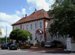 Отель Akzent Parkhotel Bilm