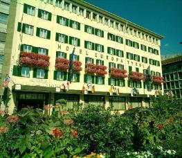 Отель Grand Hotel Europa