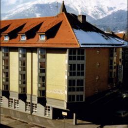 Отель Alpin Park