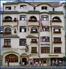 Отель Breinoessl Tourotel