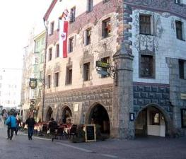 Отель Goldener Adler