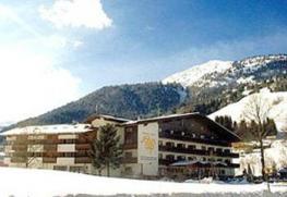 Отель Sonnalp