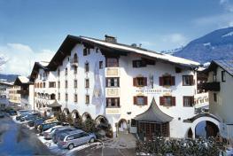 Отель Schwarzer Adler Wellness-Spa Hotel