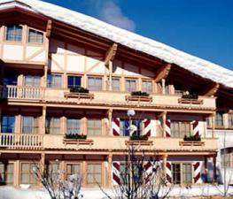 Отель Kaiserhof Kitzbuhel