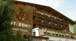 Отель Kinderhotel St.Zeno