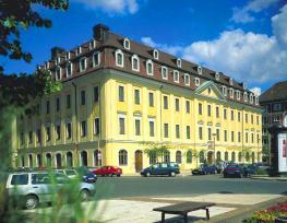 Отель Radisson SAS Gewandhaus