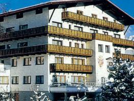 Отель Silvretta