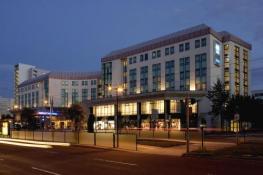 Отель DORINT NOVOTEL DRESDEN