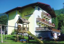 Отель Pension Schmittenhof
