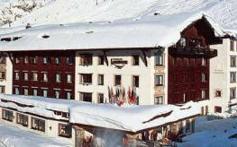 Отель Sporthotel Lorunser