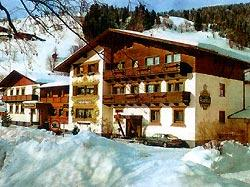Отель Pension Austria