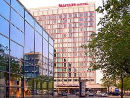 Отель MERCURE HOTEL NEWA DRESDEN