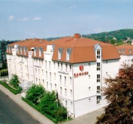 Отель COMFORT HOTEL DRESDEN