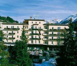 Отель Fluela (Swiss Quality Hotel Fluela)