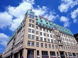 Отель MERCURE AM GUTENBERGPLATZ