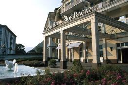 Отель Grand Hotel Hof Ragaz