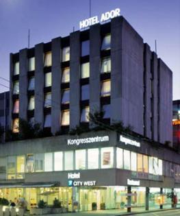 Отель Ador